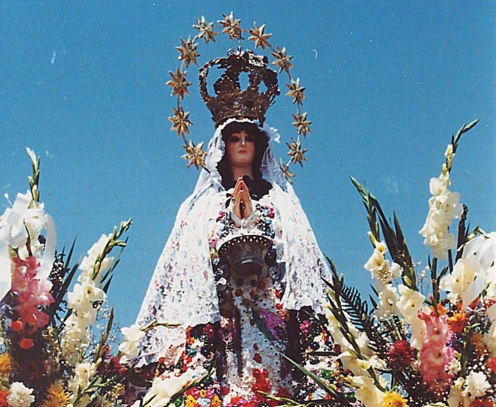 Virgen de Cocharcas
